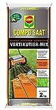 COMPO SAAT Vertikutier-Mix, Rasensamen, Rasendünger und Bodenaktivator, 2 kg, 66 m²