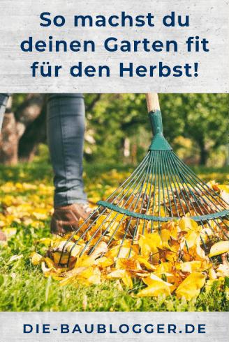 So machst du deinen Garten Herbstklar